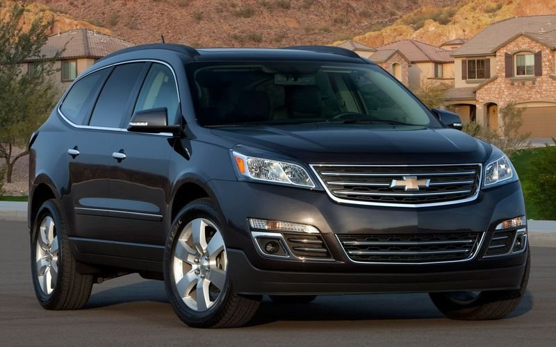 2013 - 2014 Chevrolet Traverse Exterior - image 445824