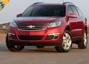 2013 - 2014 Chevrolet Traverse - image 445825