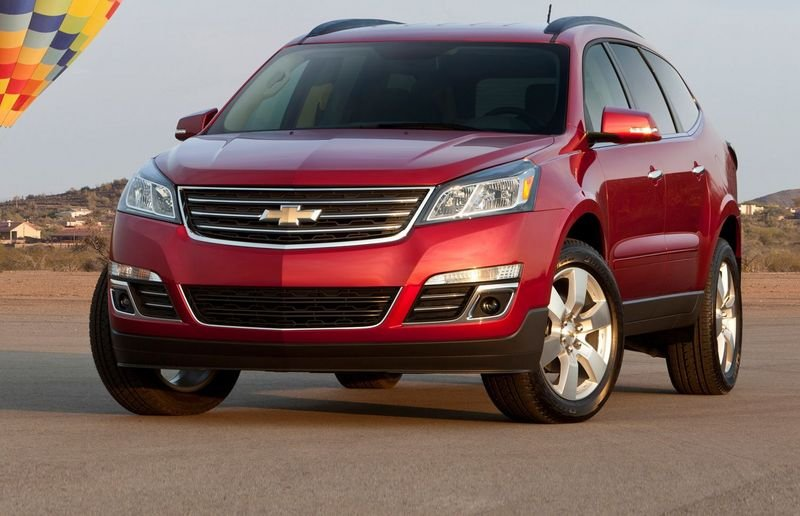 2013 2014 chevrolet traverse review top speed. Cars Review. Best American Auto & Cars Review