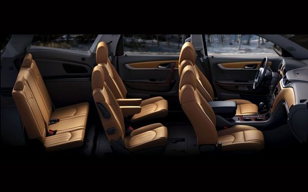 2013 2014 Chevrolet Traverse Car Review Top Speed
