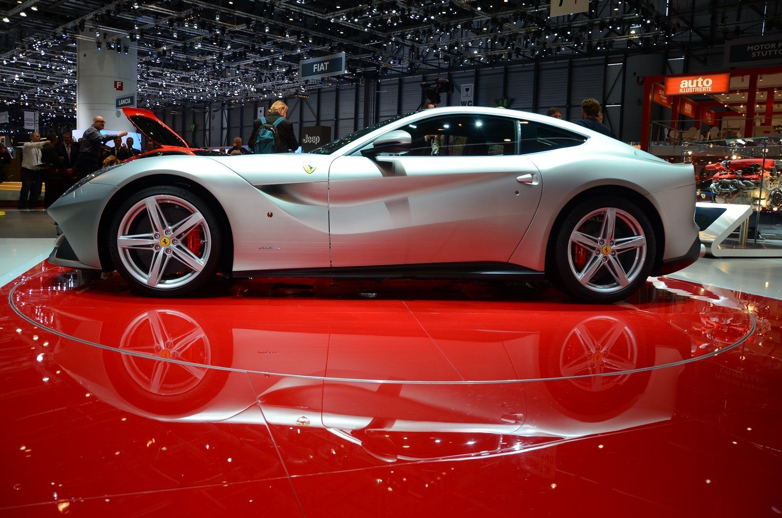 2013 ferrari f12 berlinetta picture 441797 car review top speed. Black Bedroom Furniture Sets. Home Design Ideas