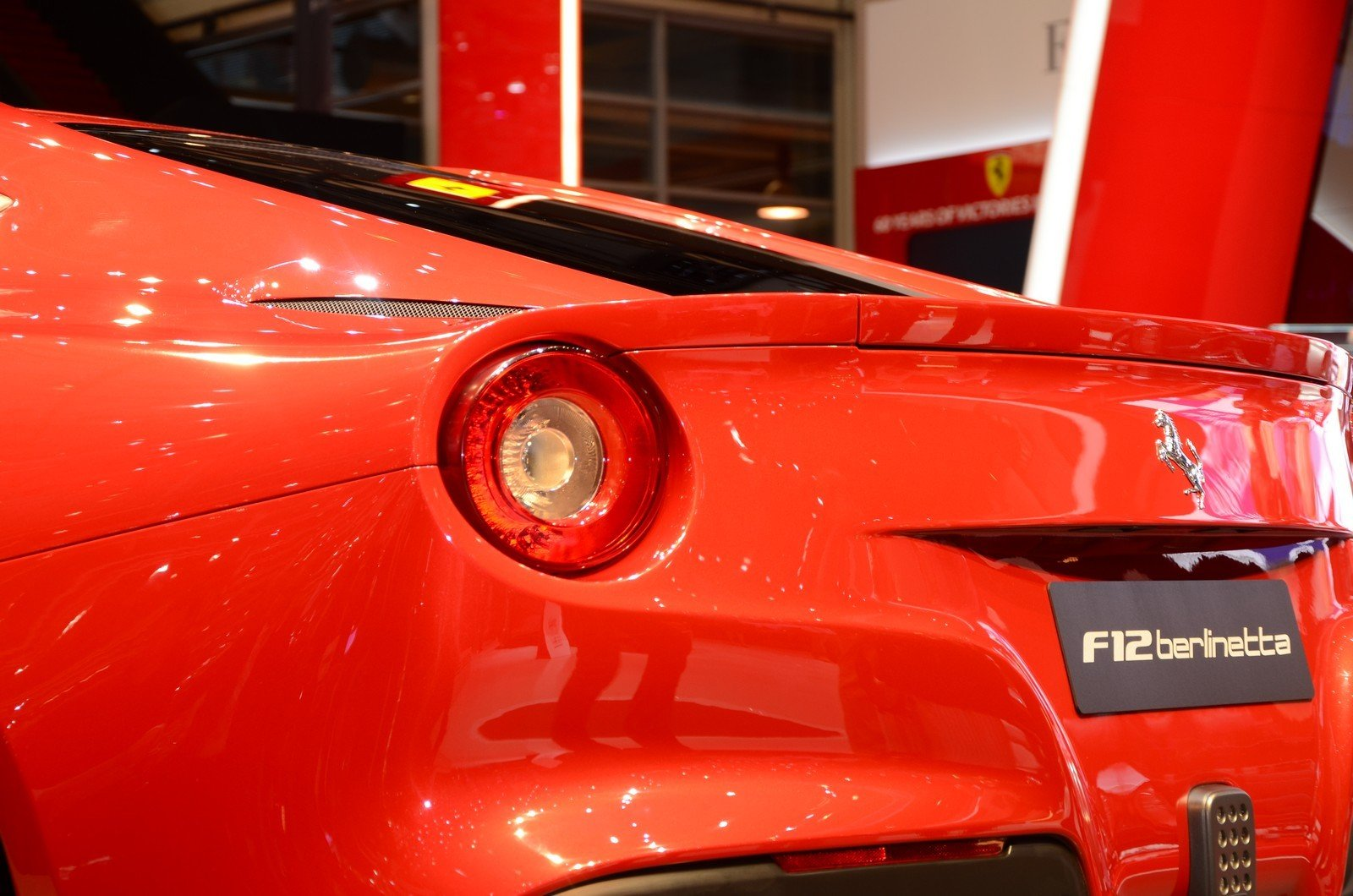 2013 ferrari f12 berlinetta picture 441819 car review top speed. Black Bedroom Furniture Sets. Home Design Ideas