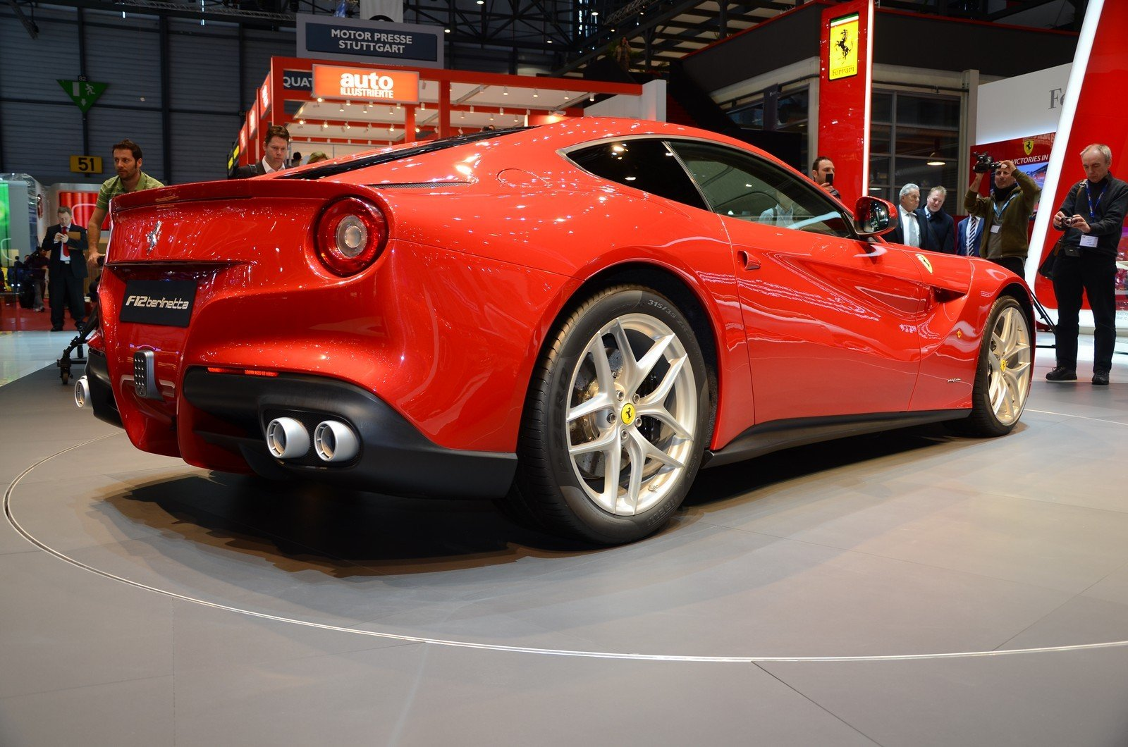 2013 ferrari f12 berlinetta picture 441825 car review top speed. Black Bedroom Furniture Sets. Home Design Ideas