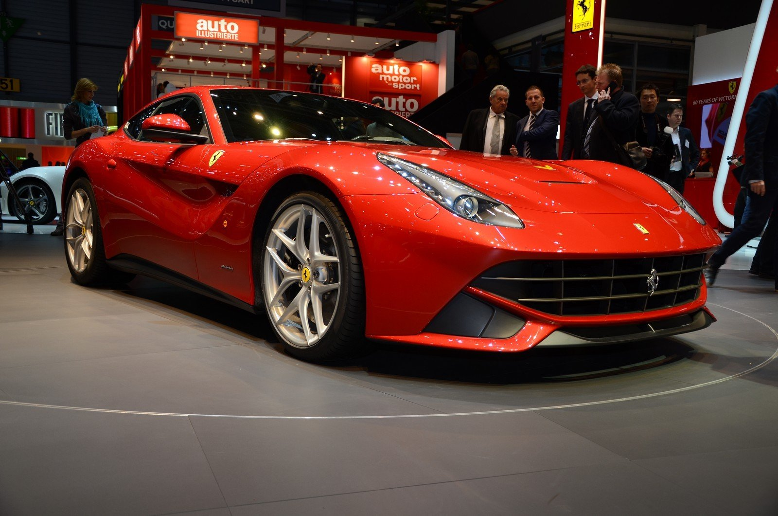 2013 ferrari f12 berlinetta picture 441826 car review top speed. Black Bedroom Furniture Sets. Home Design Ideas