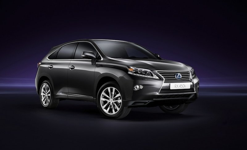 2013 Lexus RX High Resolution Exterior - image 442286