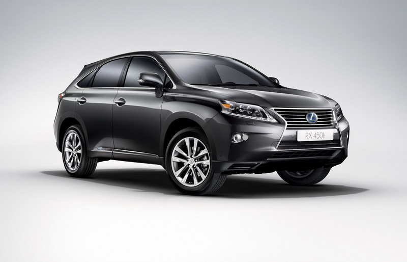 2013 Lexus RX 450h High Resolution Exterior Wallpaper quality - image 441592