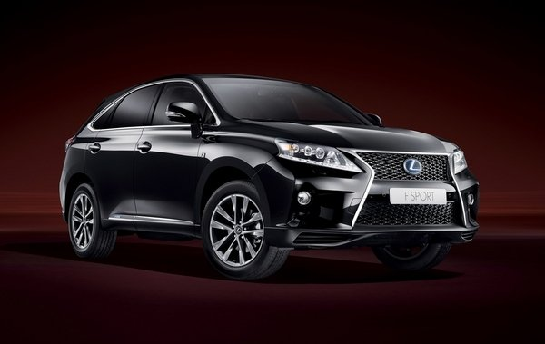 2013 lexus rx 450h f sport car review top speed. Black Bedroom Furniture Sets. Home Design Ideas