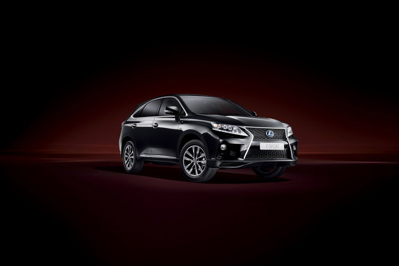 2013 Lexus RX F-Sport High Resolution Exterior Wallpaper quality - image 441729