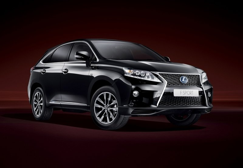 Lexus RX News And Reviews | Top Speed