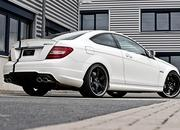 "2013 Mercedes C63 AMG Coupe ""5.7 Edition"" by Wheelsandmore - image 445034"