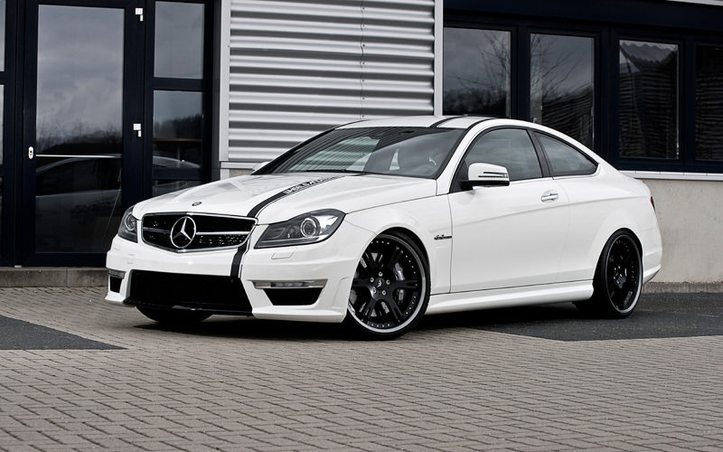 "2013 Mercedes C63 AMG Coupe ""5.7 Edition"" by Wheelsandmore Exterior - image 445037"