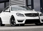 "2013 Mercedes C63 AMG Coupe ""5.7 Edition"" by Wheelsandmore - image 445033"