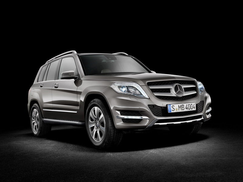 2013 Mercedes GLK-Class High Resolution Exterior - image 444490