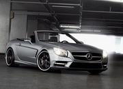 Mercedes SL500 R231 Tuningpremiere by Wheelsandmore