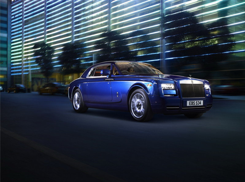 2013 Rolls Royce Phantom Coupe Series II High Resolution Exterior Wallpaper quality - image 441544