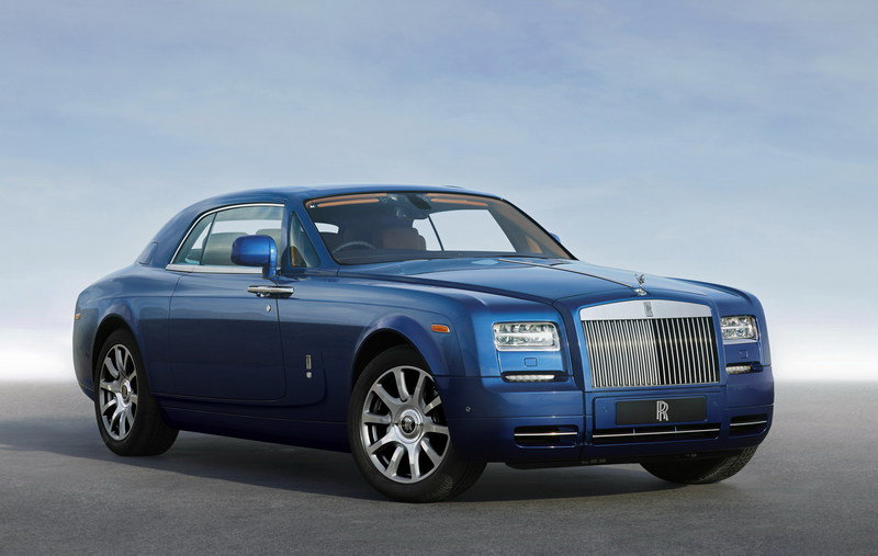 2013 Rolls Royce Phantom Coupe Series II High Resolution Exterior Wallpaper quality - image 441546