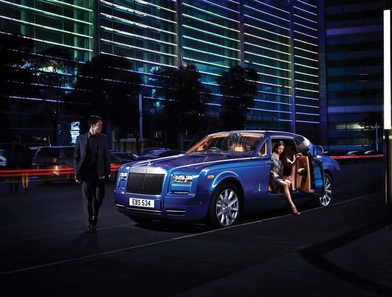 2013 Rolls Royce Phantom Coupe Series II High Resolution Exterior - image 441549
