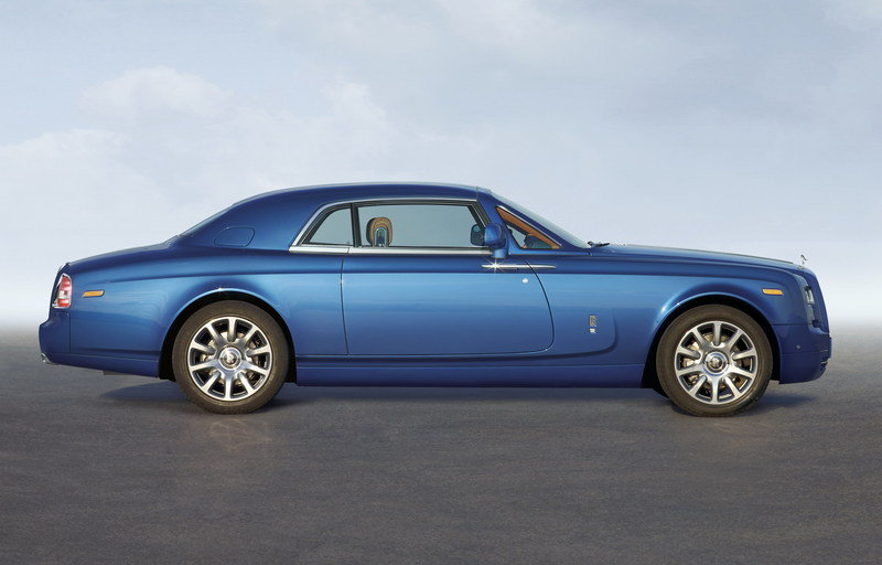 2013 Rolls Royce Phantom Coupe Series II High Resolution Exterior - image 441560
