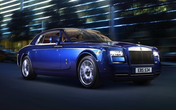 Rolls Royce Phantom Coupe Series II