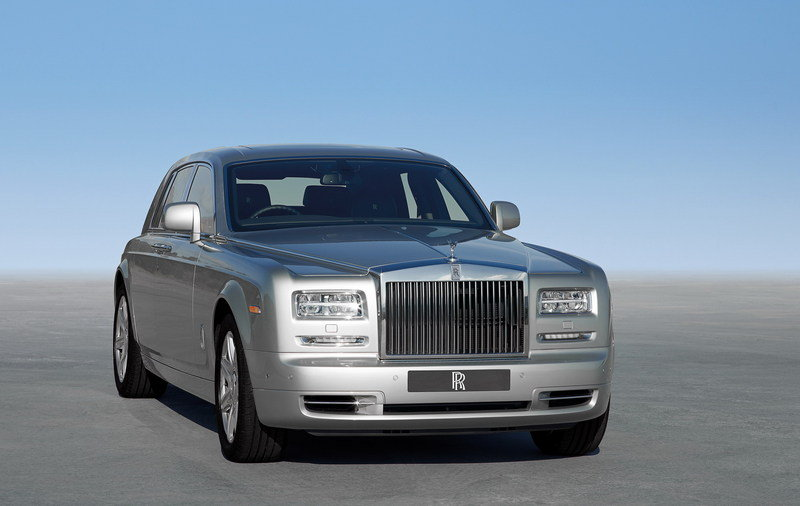 2013 Rolls Royce Phantom Series II High Resolution Exterior Wallpaper quality - image 441168