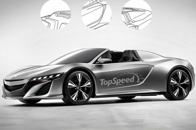 2014 Acura NSX Roadster - image 442955