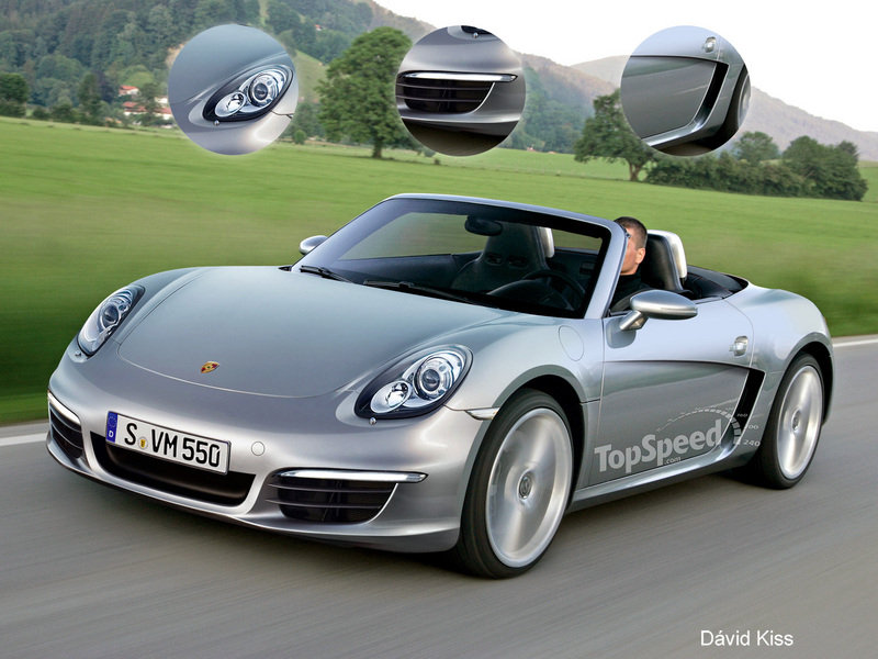 "2014 Porsche ""Baby"" Boxster Exclusive Renderings - image 443751"