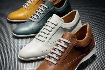 Aston Martin and John Lobb create line of special edition driving shoes