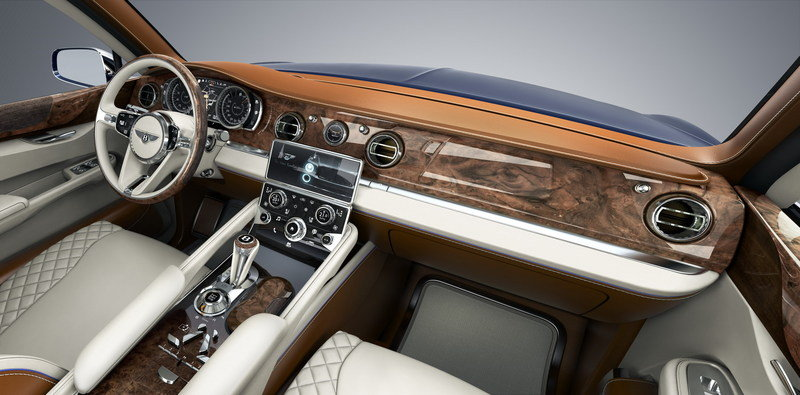 2012 Bentley EXP 9 F High Resolution Interior - image 440989
