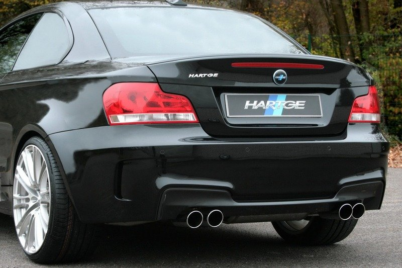 2012 BMW 1-Series M Coupe by Hartge