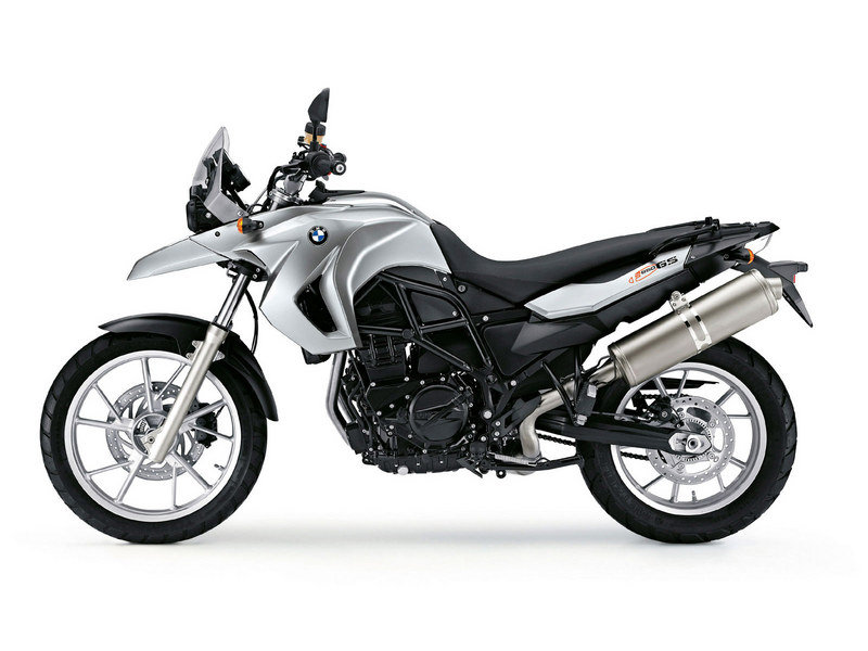 2012 BMW F 650 GS High Resolution Exterior - image 445736