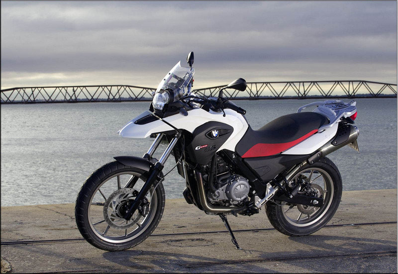 2012 BMW F 650 GS High Resolution Exterior Wallpaper quality - image 445739