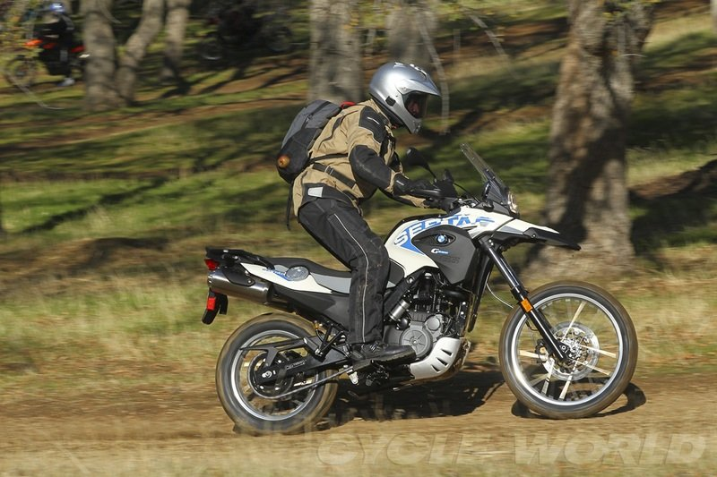 2012 BMW F 650 GS High Resolution Exterior - image 445740