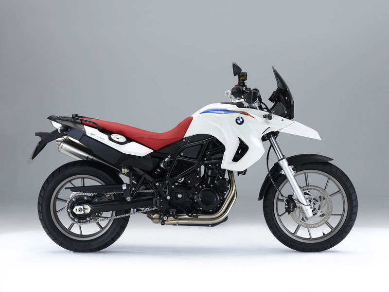 2012 BMW F 650 GS High Resolution Exterior - image 445742