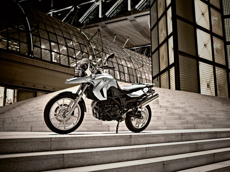 2012 BMW F 650 GS High Resolution Exterior - image 445735