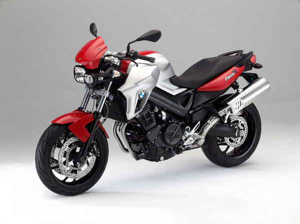 2012 BMW F800R | motorcycle review @ Top Speed