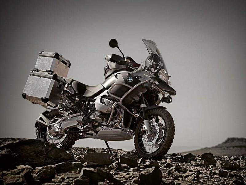 BMW R1200GS Adventure Triple Black High Resolution Exterior - image 446065