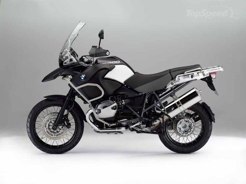 BMW R1200GS Adventure Triple Black High Resolution Exterior - image 446066