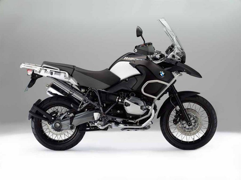 BMW R1200GS Adventure Triple Black High Resolution Exterior - image 446067