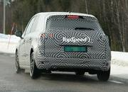 Possible Future Citroen C4 Picasso Spotted Testing - image 445049