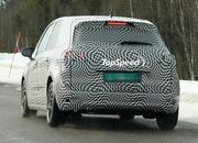 Possible Future Citroen C4 Picasso Spotted Testing - image 445050