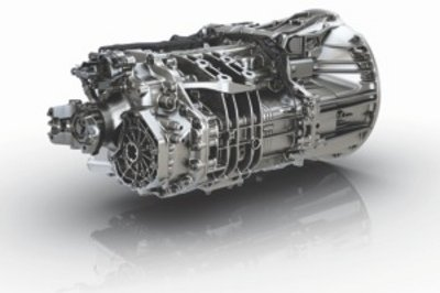 Daimler introduced a new Detroit transmission