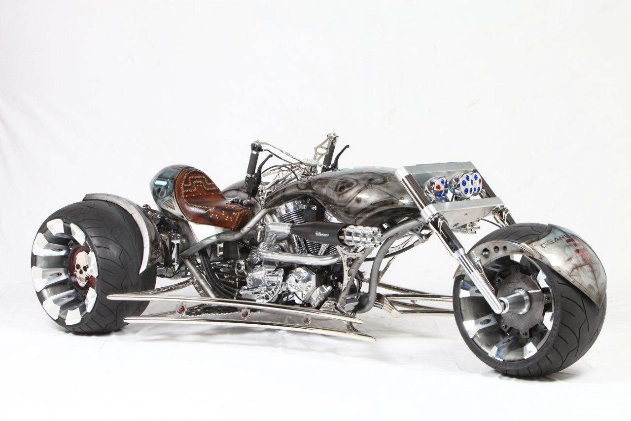 Daytona Beach Motorcycle Show Hosts The Ultimate Custom