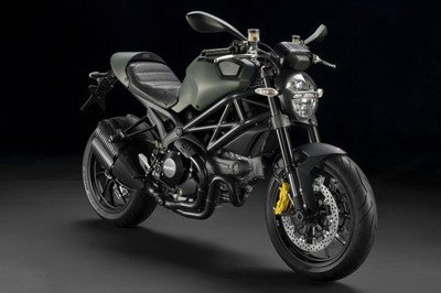 Diesel Ducati Monster Launched