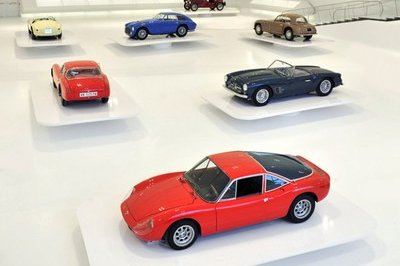 Enzo Ferrari Museum officially opens in Modena, Italy