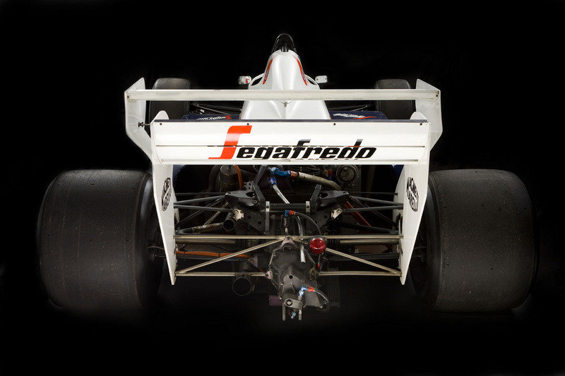 Toleman TG184-2: Ayrton Senna's first F1 car High Resolution Exterior - image 445274
