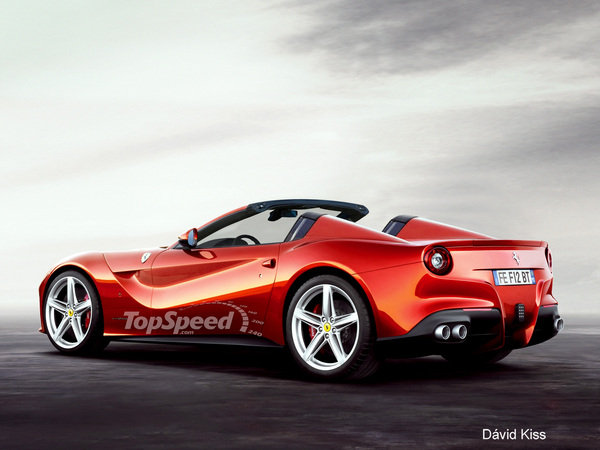 2015 ferrari f12 berlinetta spyder review top speed. Black Bedroom Furniture Sets. Home Design Ideas
