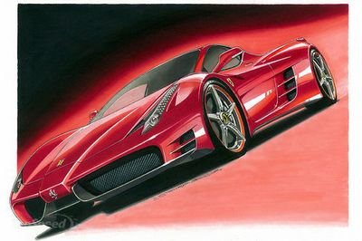 Ferrari F70 to debut next year as the most powerful Ferrari in history