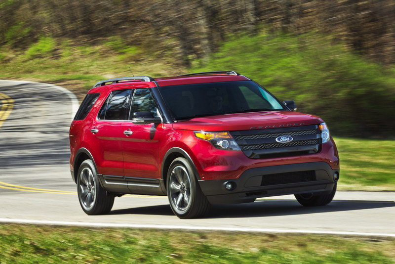 2013 Ford Explorer Sport High Resolution Exterior Wallpaper quality - image 445657