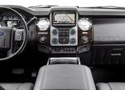 2013 Ford F-Series Super Duty Platinum - image 442480