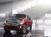 2013 Ford F-Series Super Duty Platinum - image 442466